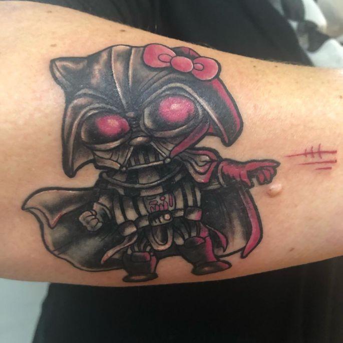 tattoo portfolio picture